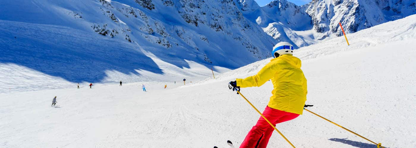 Ski Package Deal Easter Austria
