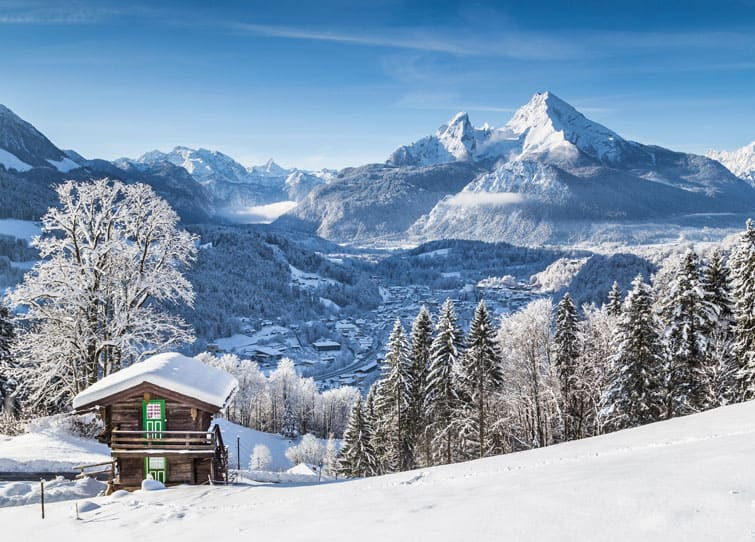 ski package austria
